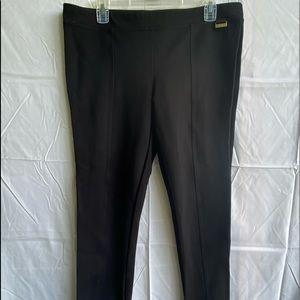 Calvin Klein Lg stretchy black pants
